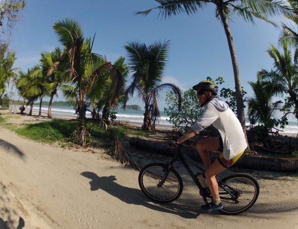 Samara's bike tour