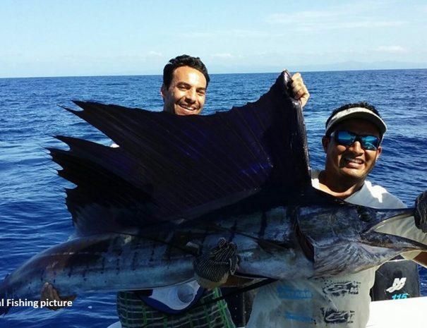 Fishing Selfie