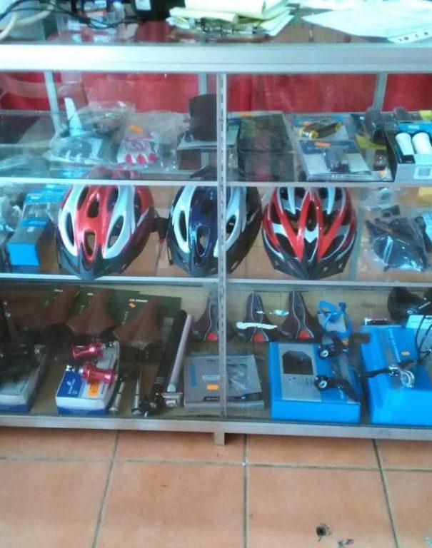 bikes stock